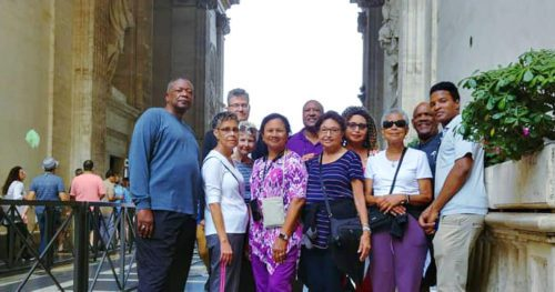 Catholic Pilgrimage Rome 2019